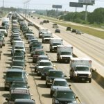 Houston Traffic Jam